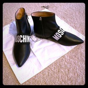 Moschino booties